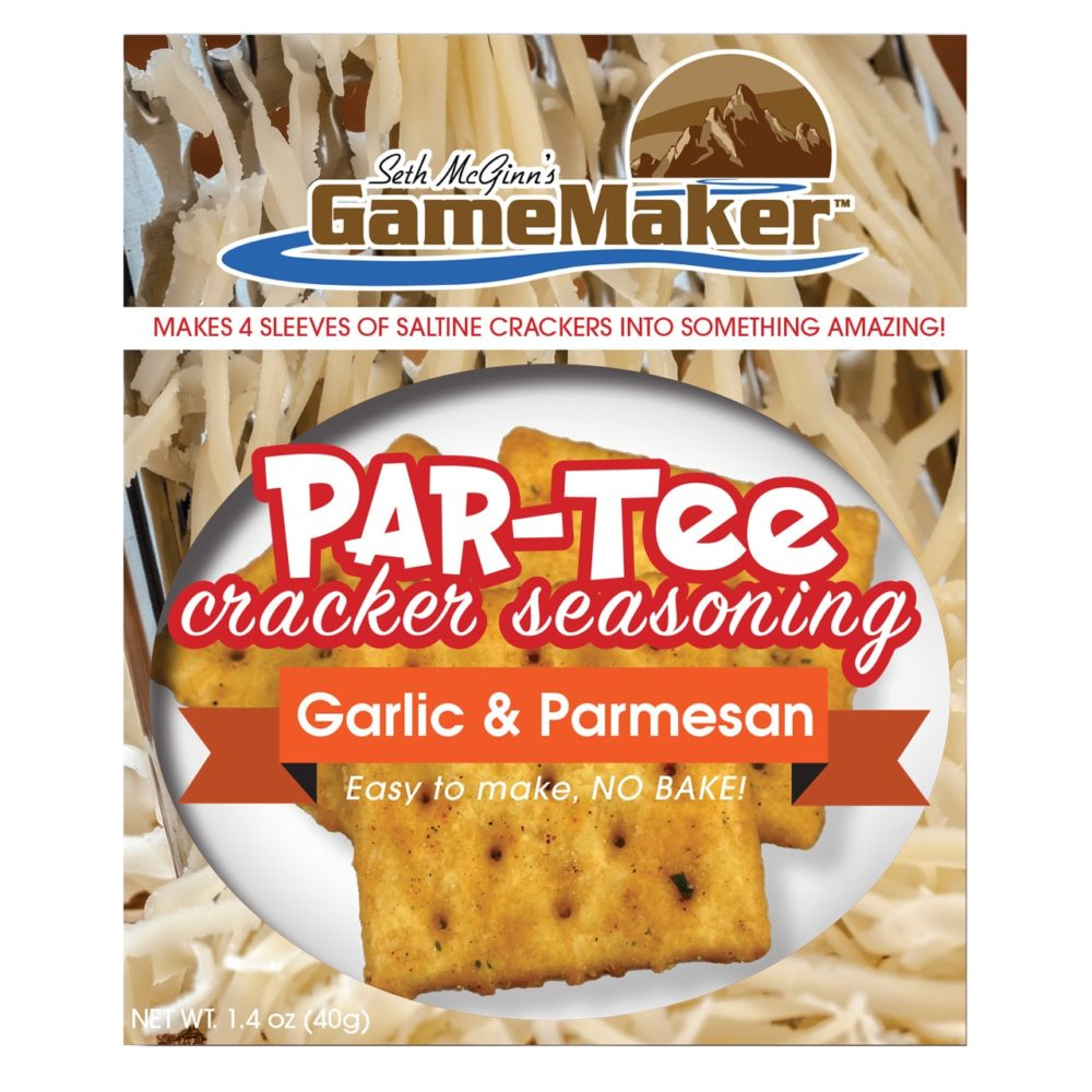 par tee cracker seasoning