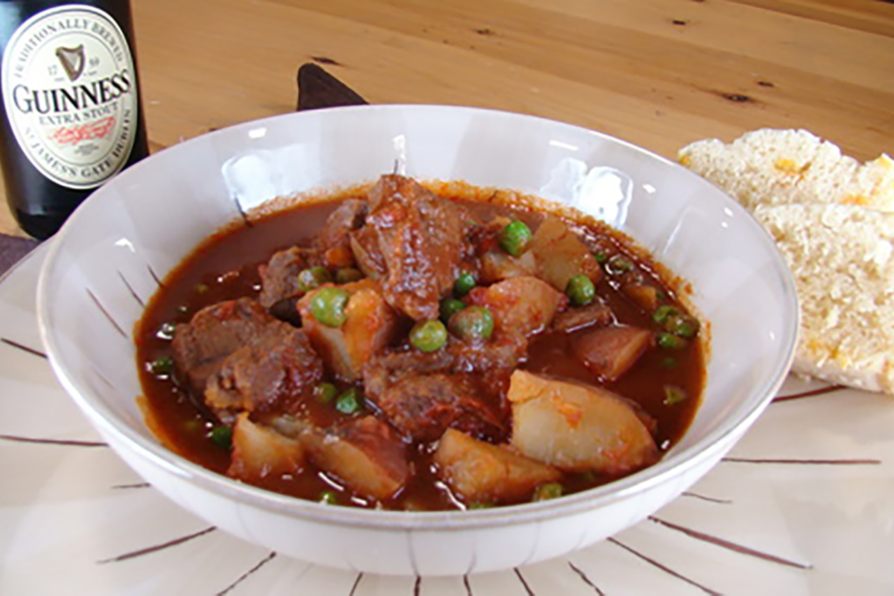 Stout Irish Beef Stew