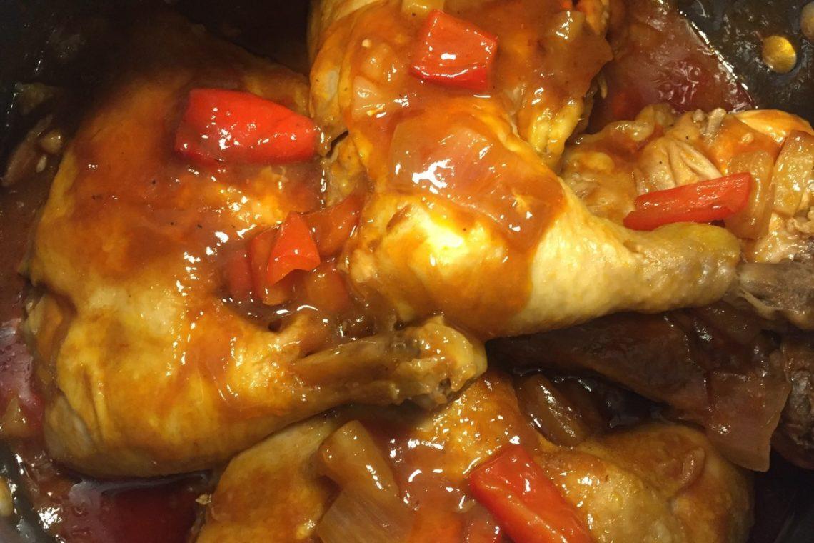 Sweet BBQ Chicken
