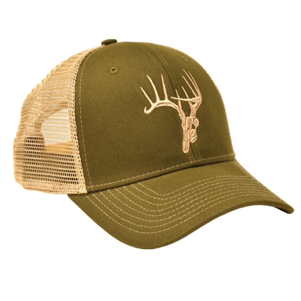 Skullz Outdoors Embroidered Cap