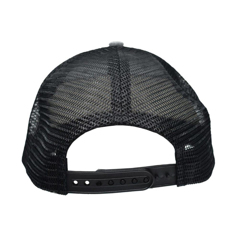 Skullz Outdoors Embroidered cap Heather/black mesh
