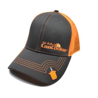 CanCooker Mesh Hat - Orange and Black