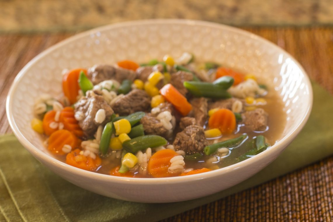 Beef and Barley Soup