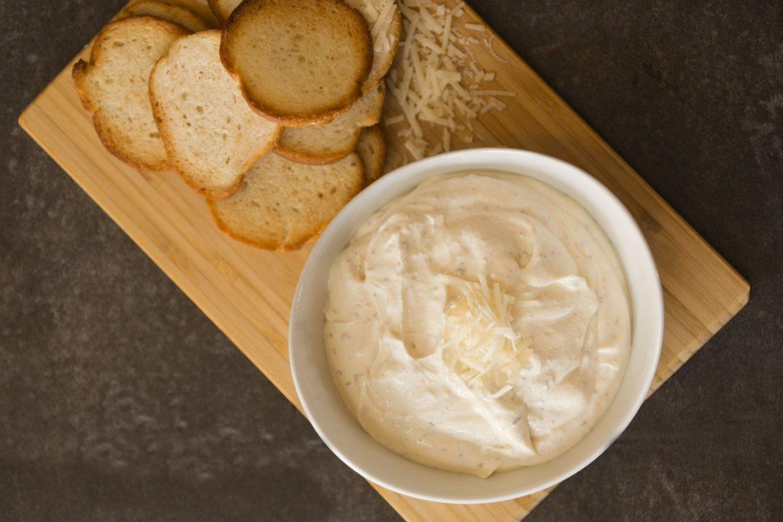 Garlic Parmesan Dip