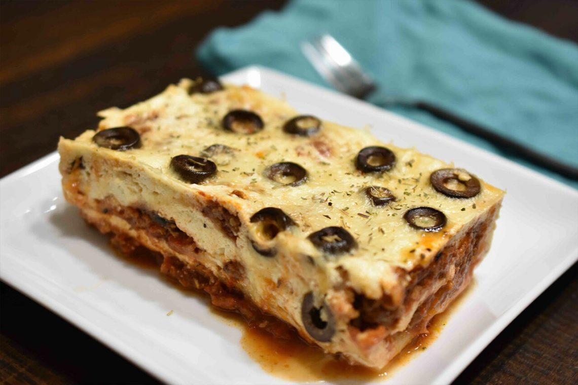 Lindsey's Lasagna