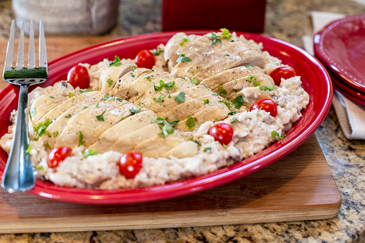 CanCooker Chicken and Rice Recipe