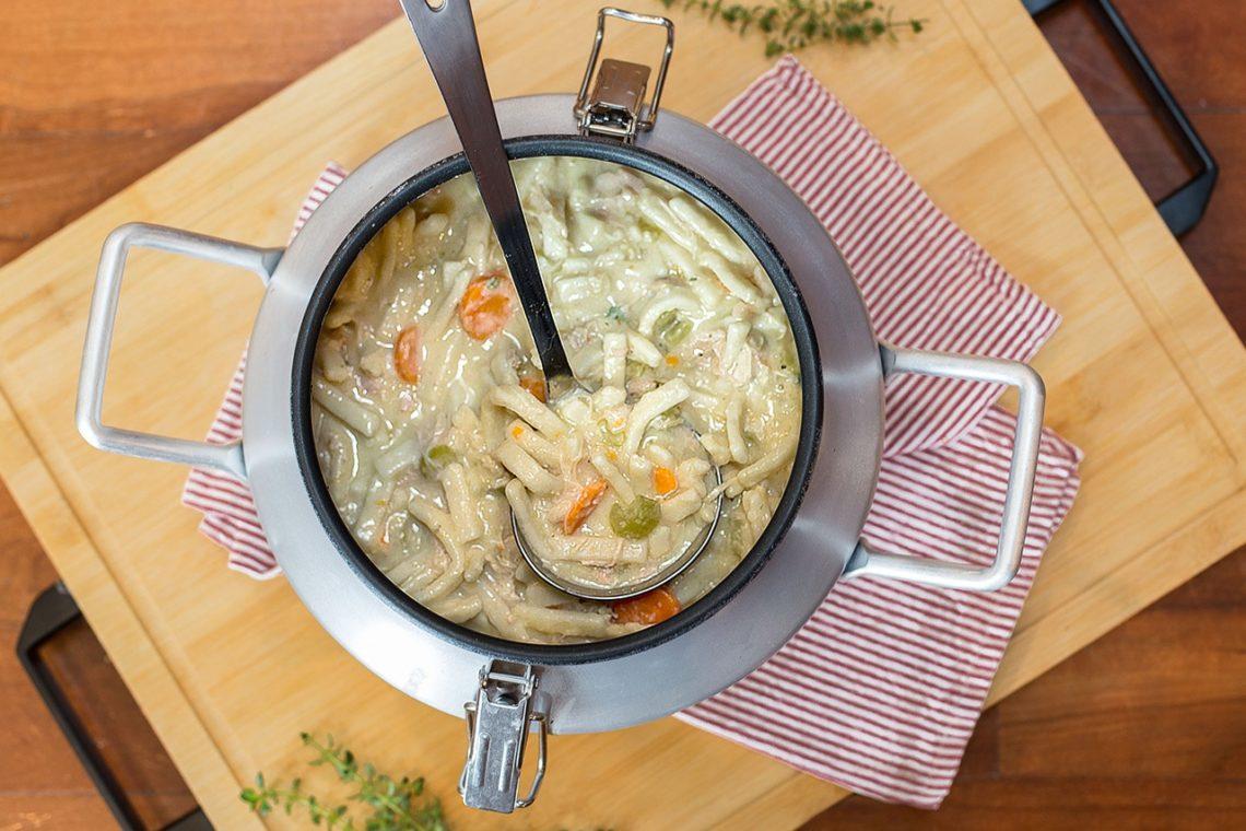 CanCooker Chicken Noodle Soup