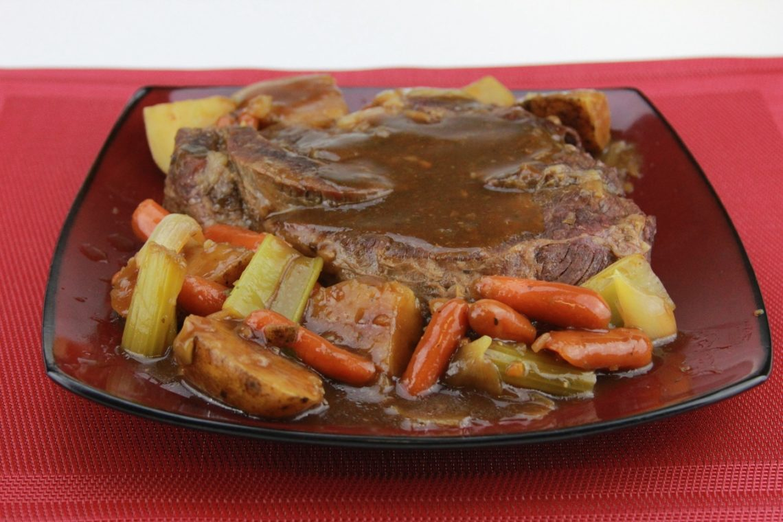 CanCooker Pot Roast