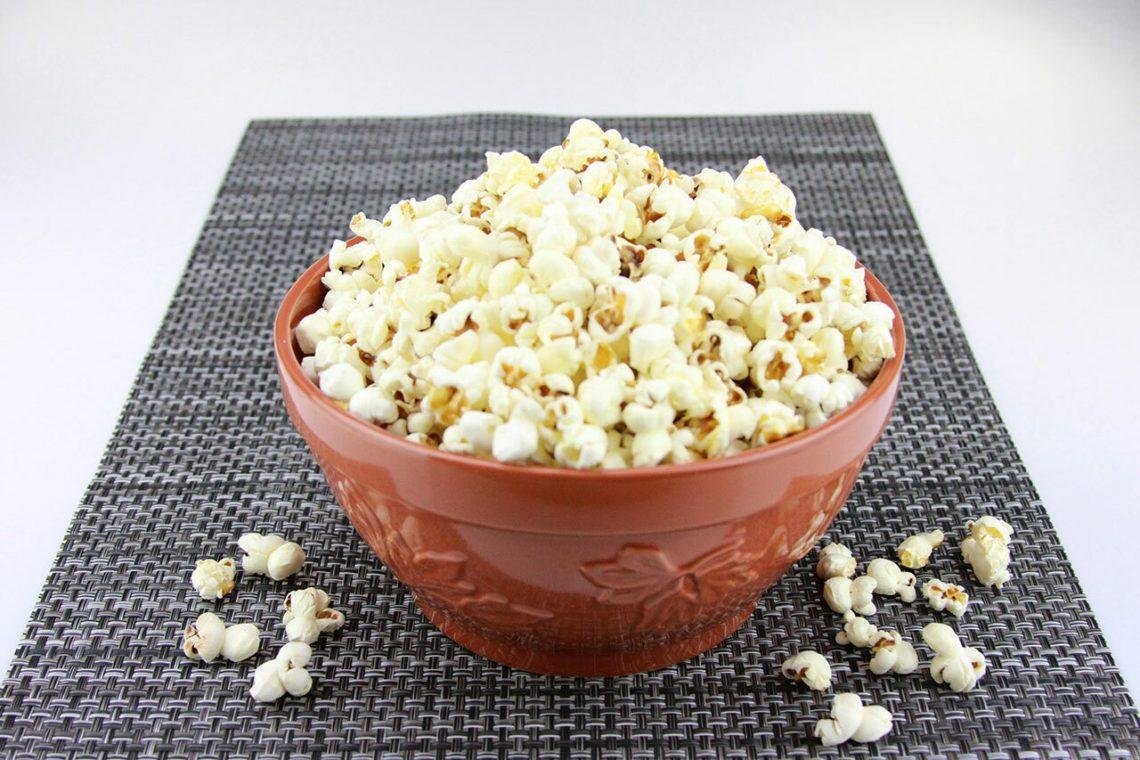 CanCooker Popcorn