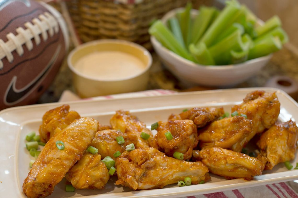 Sweet Tangy BBQ Wings - CanCooker Recipe