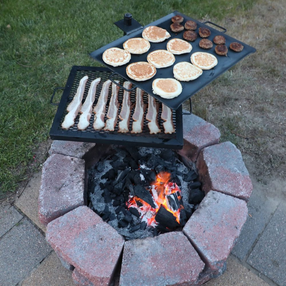 Gravity Grill Combo