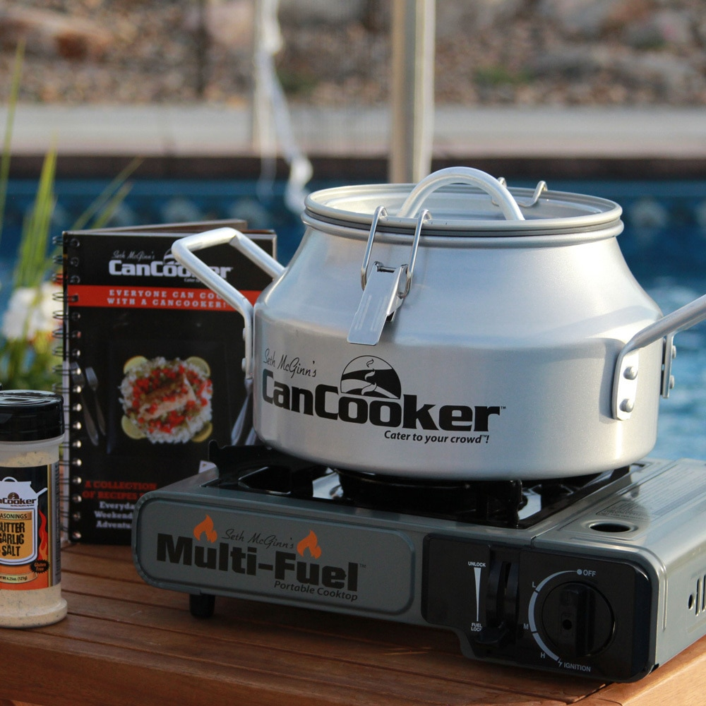 CanCooker Jr. with NON STICK coating