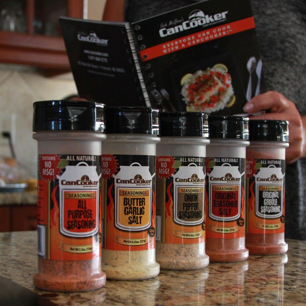 CanCooker Seasonings