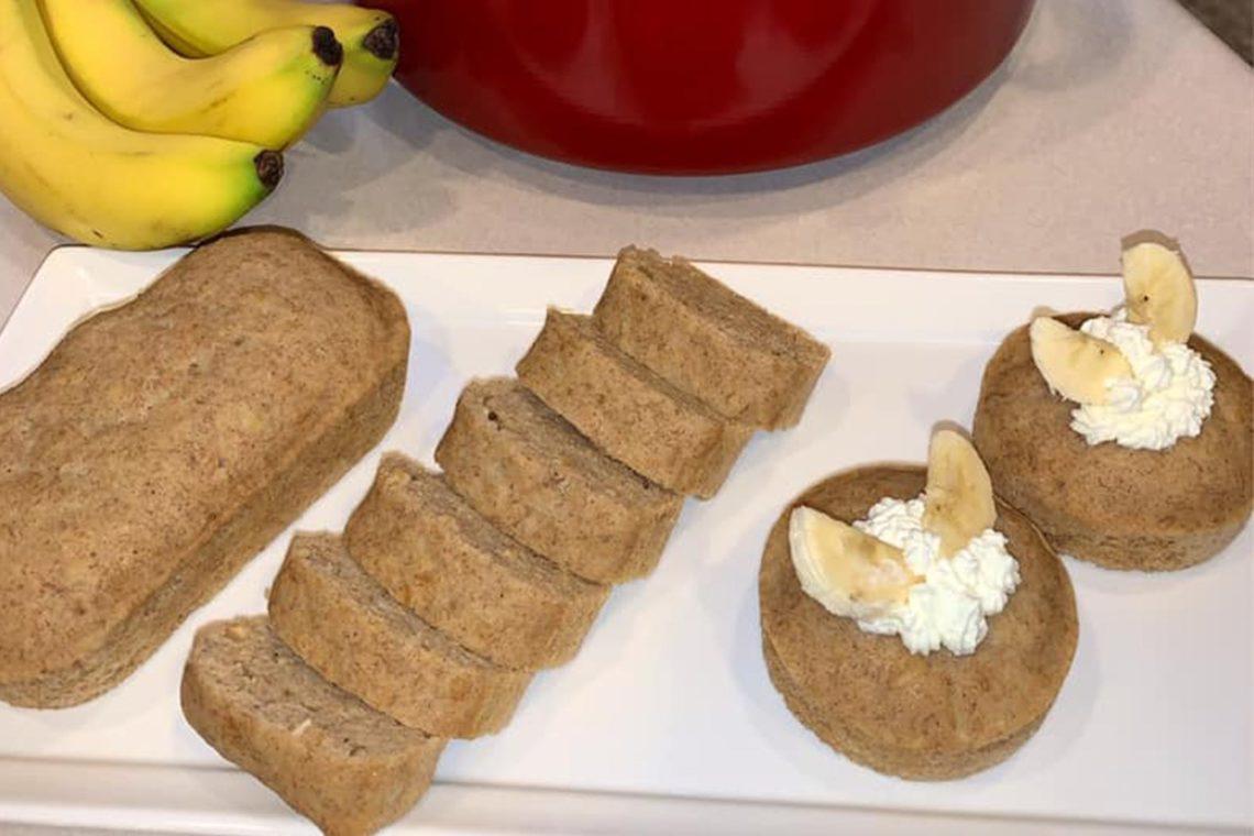 Pat's Mini Banana Bread Recipe