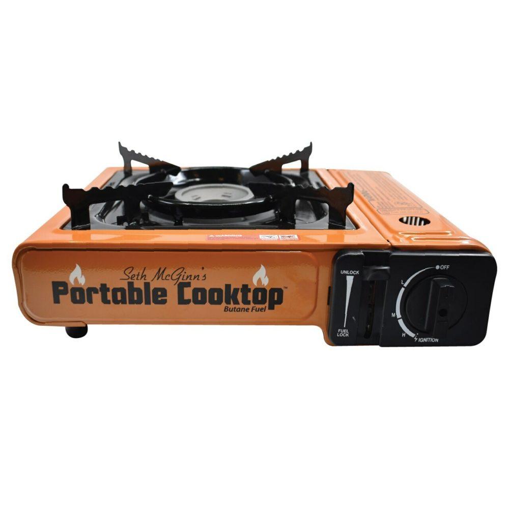 Portable Cooktop Bundle