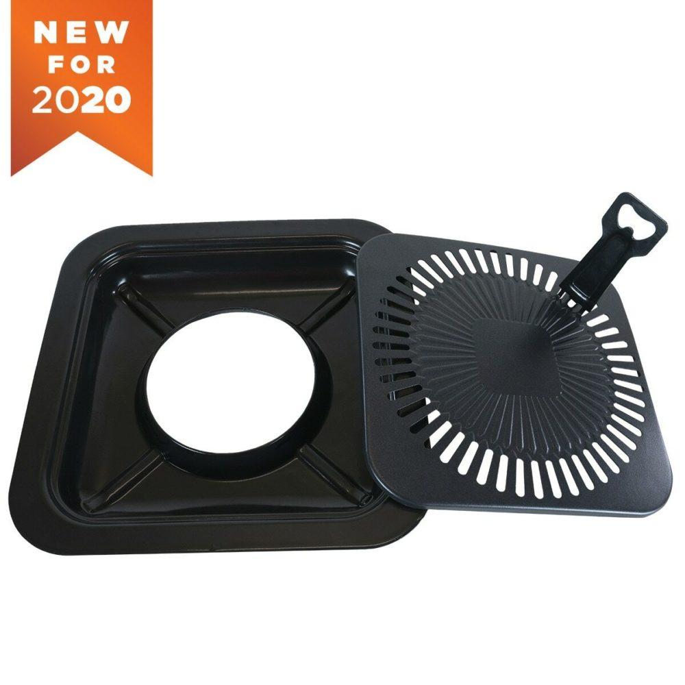 Portable Conversion Grill