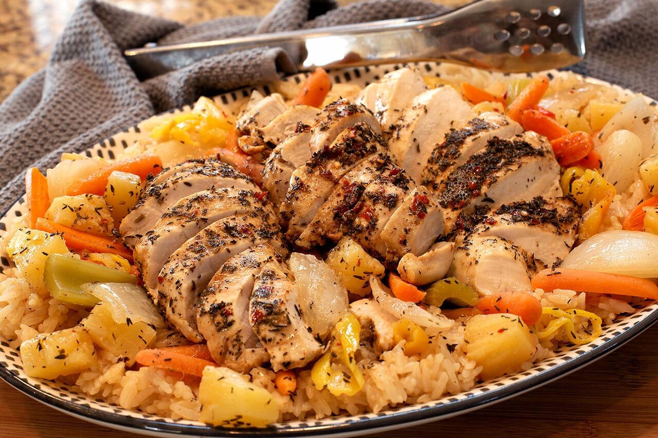 Jamaican Chicken