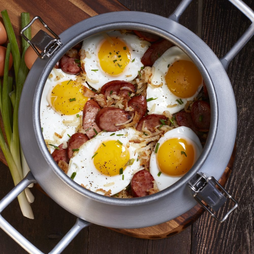 cancooker one pot capers hash