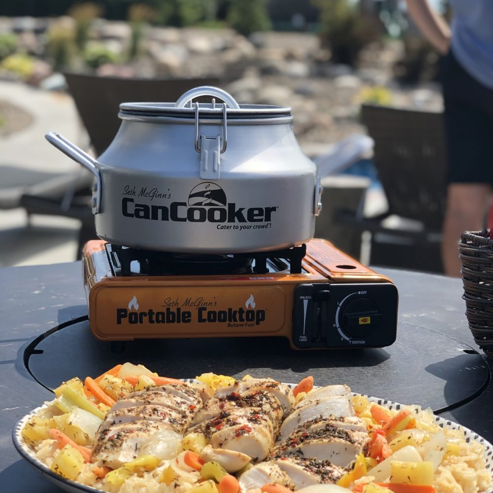 portable cooktop