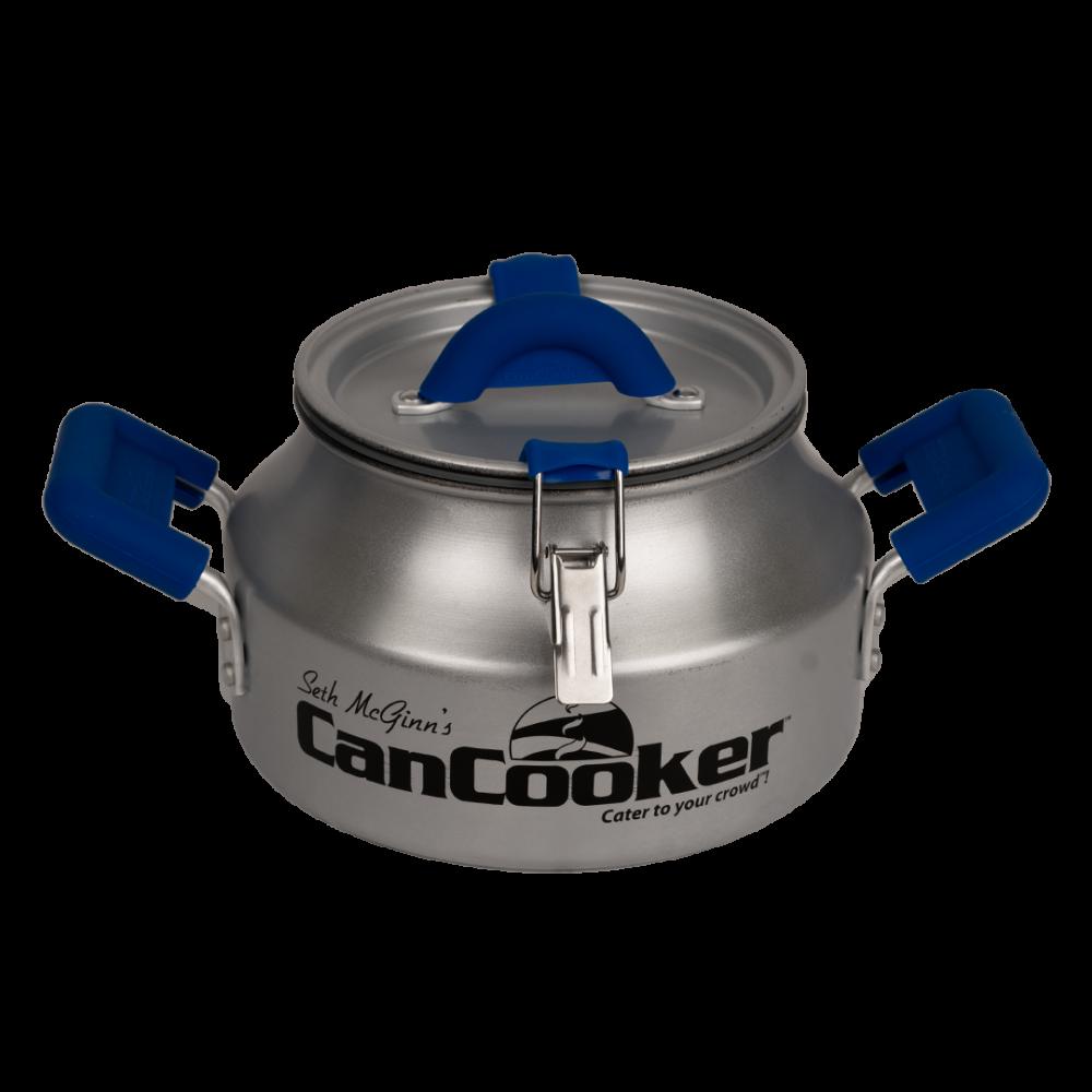 cancooker blue handle