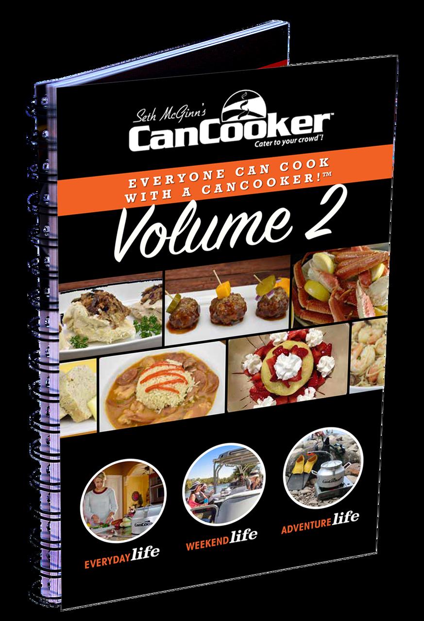 cancooker cookbook volume II