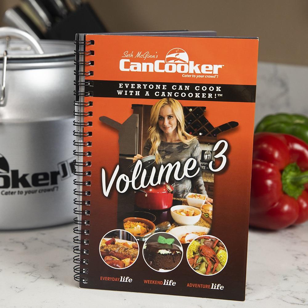 cancooker cookbook volume III