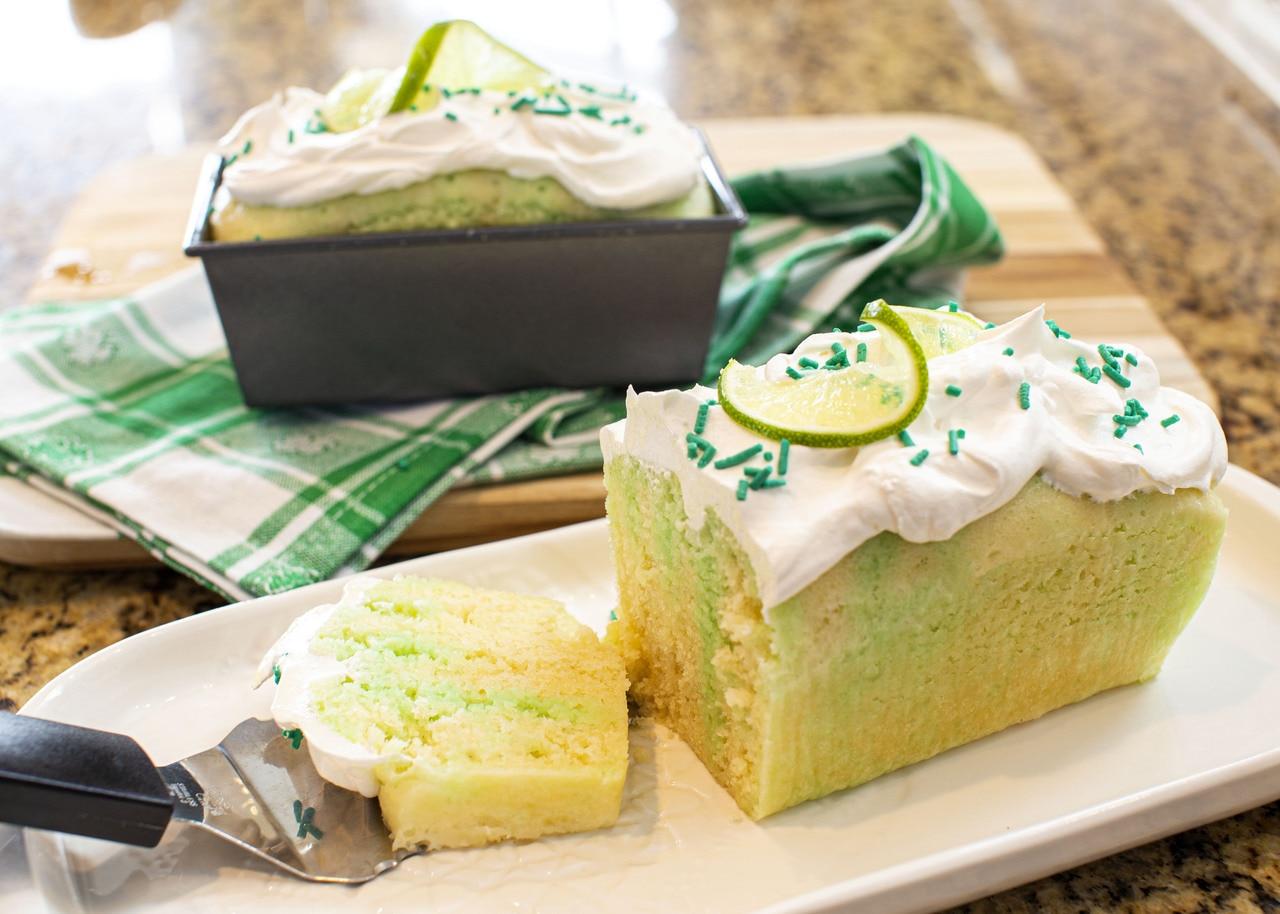 Lime Poke Cake, Dessert