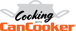 Cooking with CanCooker logo